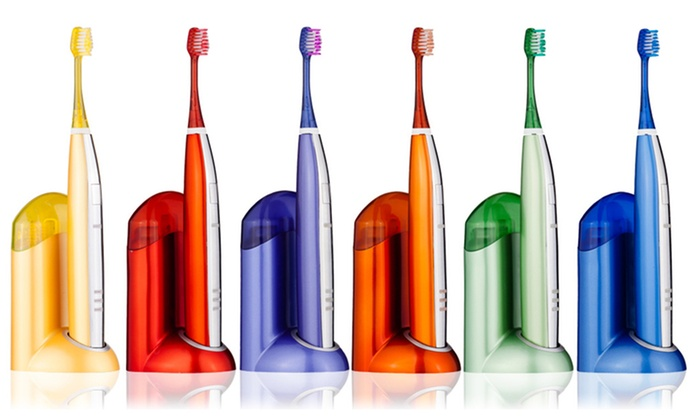 ультразвуковая зубная щетка