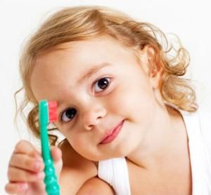 Детская зубная щетка CuraKid